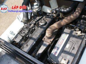 Xe nâng 3 tấn dầu KOMATSU FD30-10 #23197 giá rẻ