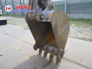 Xe Cuốc KOMATSU PC75UU-2 # 11513 2