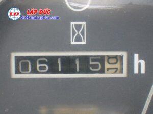Xe cuốc KOMATSU PC75UU-2 # 11513