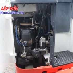 Xe nâng điện cũ NICHIYU 1.5 tấn đứng lái FBR15 giá rẻ