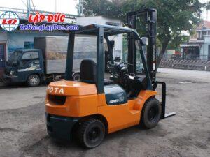 Xe Nâng Dầu TOYOTA 2.5 tấn 7FD25 # 16189 13