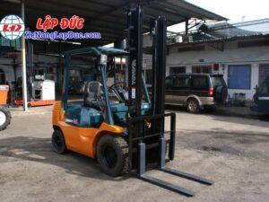 Xe Nâng Dầu TOYOTA 2.5 tấn 7FD25 # 16189 14