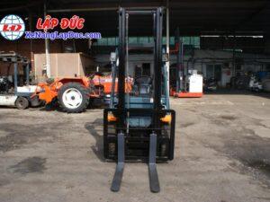 Xe Nâng Dầu TOYOTA 2.5 tấn 7FD25 # 16189 15