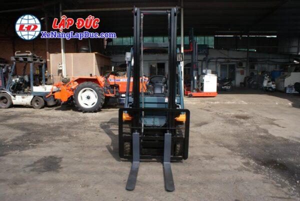 Xe Nâng Dầu TOYOTA 2.5 tấn 7FD25 # 16189 6