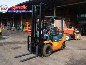 Xe Nâng Dầu TOYOTA 2.5 tấn 7FD25 # 16189 16