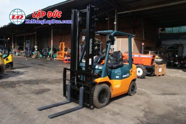 Xe Nâng Dầu TOYOTA 2.5 tấn 7FD25 # 16189 7