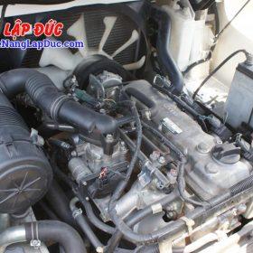 Xe nâng 1 tấn xăng NISSAN NP1F1 # 400155 giá rẻ