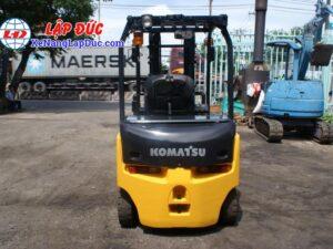 Xe Nâng Điện Ngồi Lái Cũ 2.5 tấn KOMATSU FB25-12 # 100780 15