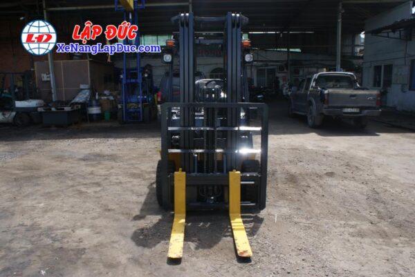 Xe Nâng Điện Ngồi Lái Cũ 2.5 tấn KOMATSU FB25-12 # 100780 7