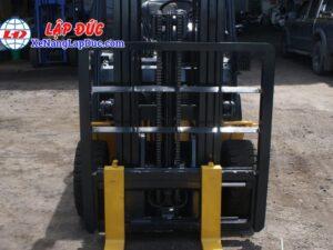 Xe Nâng Điện Ngồi Lái Cũ 2.5 tấn KOMATSU FB25-12 # 100780 19