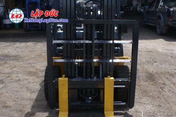 Xe Nâng Điện Ngồi Lái Cũ 2.5 tấn KOMATSU FB25-12 # 100780 8