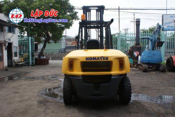 Xe nâng dầu KOMATSU FH70-1