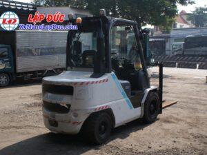 Xe Nâng Dầu 3 tấn UNICARRIERS FD30T5 # 00186 16
