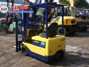 Xe nâng điện 1.5 tấn - 2.5 tấn cũ hiệu KOMATSU 13