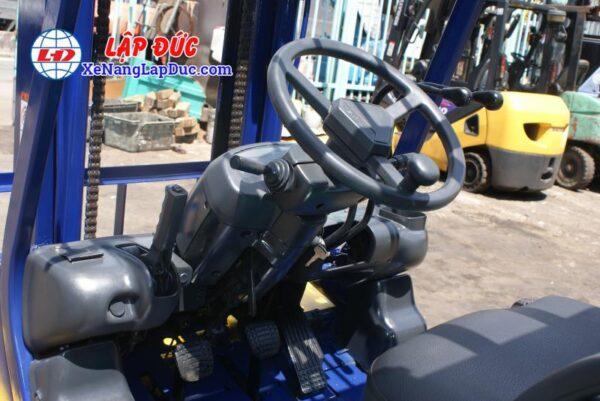 Xe Nâng Xăng 2.5 tấn KOMATSU FG25T-14 # 554422