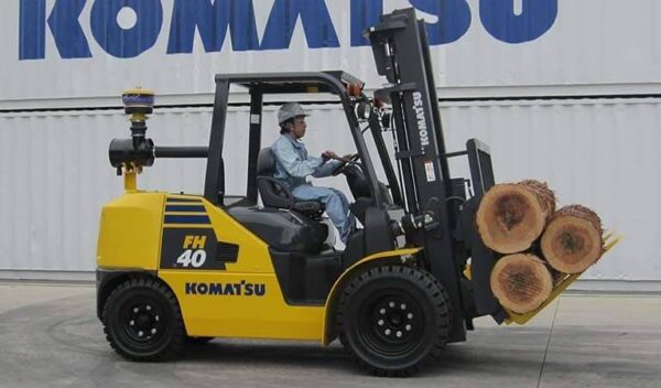 Xe nâng dầu KOMATSU cũ sức nâng 2 tấn, 2.5 tấn, 3 tấn, 3.5 tấn - 13 tấn 1