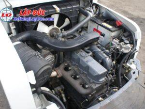 Xe nâng dầu 2.5 tấn UNI CARRIERS FD25T14 # 3A530270 25