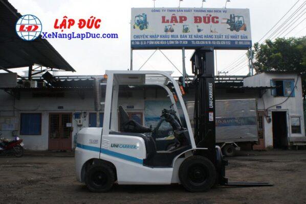 Dịch vụ bán xe nâng cũ tại Long An 10