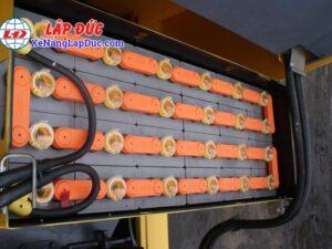Xe Nâng Điện Đứng KOMATSU FB18RL-14 # 141271 21