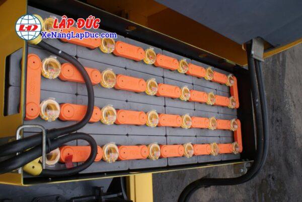 Xe Nâng Điện Đứng KOMATSU FB18RL-14 # 141271 9