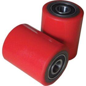 Bánh xe nâng tay 80x93mm chất liệu PU