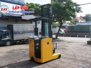 Xe nâng điện 1.5 tấn - 2.5 tấn cũ hiệu KOMATSU 10