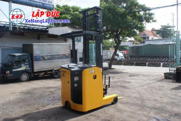 Xe nâng điện 1.5 tấn - 2.5 tấn cũ hiệu KOMATSU 3