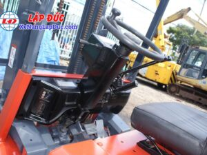Xe nâng điện ngồi lái 3 tấn NICHIYU FB30PN-60-300 22