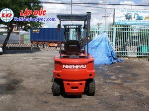 Xe nâng điện ngồi lái 3 tấn NICHIYU FB30PN-60-300 15