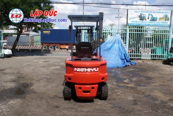 Xe nâng điện ngồi lái 3 tấn NICHIYU FB30PN-60-300 3