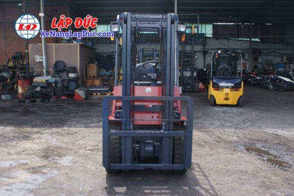 Xe nâng điện ngồi lái 3 tấn NICHIYU FB30PN-60-300 7