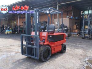 Xe nâng điện ngồi lái 3 tấn NICHIYU FB30PN-60-300 20