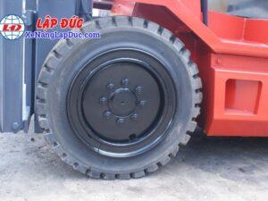 Xe nâng điện ngồi lái 3 tấn NICHIYU FB30PN-60-300 21