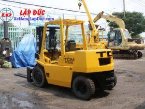 Xe Nâng Dầu TCM FD35Z5 # 43201273 14