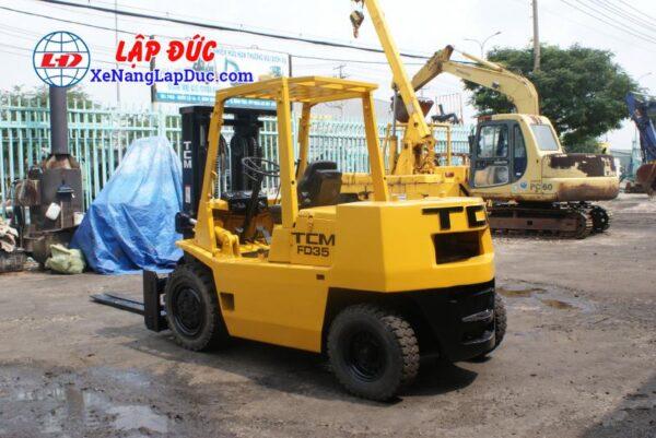 Xe Nâng Dầu TCM FD35Z5 # 43201273 2