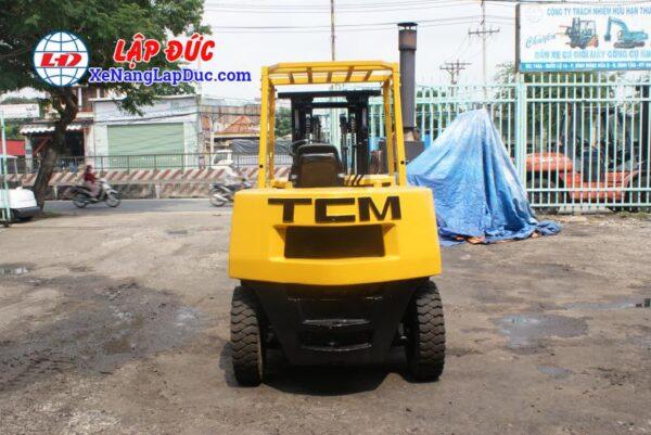 Xe Nâng Dầu TCM FD35Z5 # 43201273 3