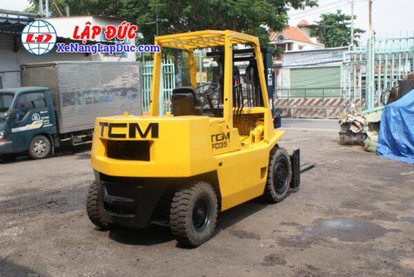 Xe Nâng Dầu TCM FD35Z5 # 43201273 4