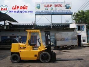 Xe Nâng Dầu TCM FD35Z5 # 43201273 17