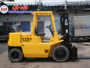 Xe Nâng Dầu TCM FD35Z5 # 43201273 18