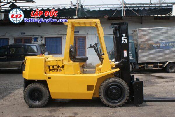 Xe Nâng Dầu TCM FD35Z5 # 43201273 6