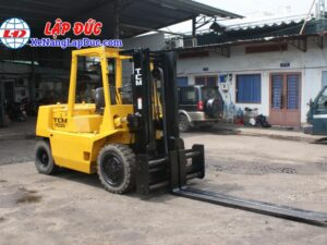 Xe Nâng Dầu TCM FD35Z5 # 43201273 19
