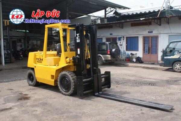 Xe Nâng Dầu TCM FD35Z5 # 43201273 1