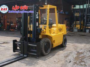 Xe Nâng Dầu TCM FD35Z5 # 43201273 22