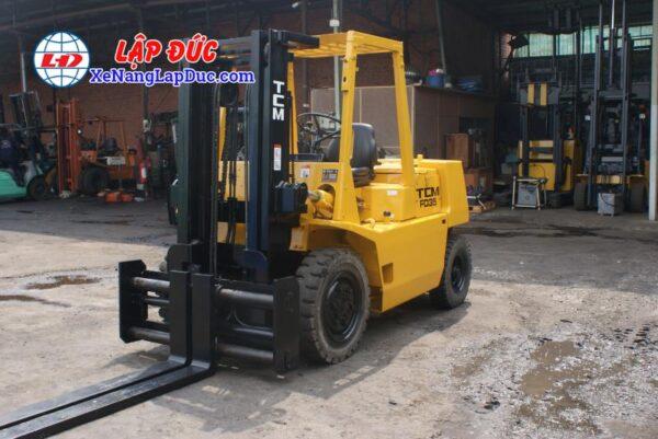 Xe Nâng Dầu TCM FD35Z5 # 43201273 10