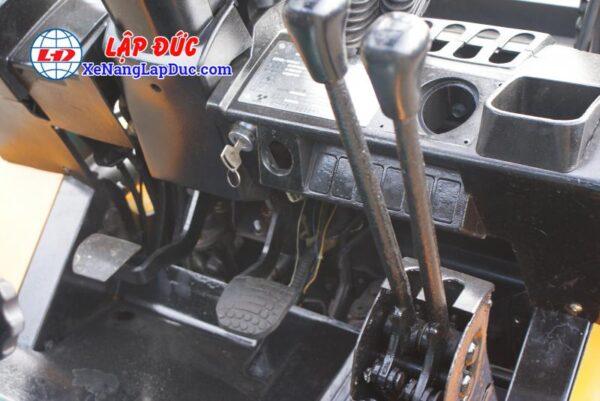 Xe Nâng Dầu TOYOTA 7FD30 10