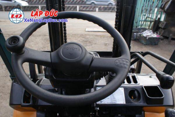 Xe Nâng Dầu TOYOTA 7FD30 11