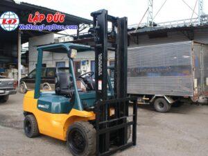 Xe Nâng Dầu TOYOTA 7FD30 16