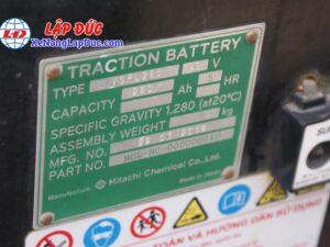 Xe Nâng Điện Đứng TCM FRB10 # 78F00121 21