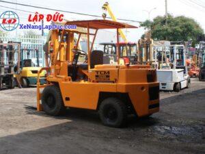 Xe Nâng Dầu 3500kg TCM FD35 14