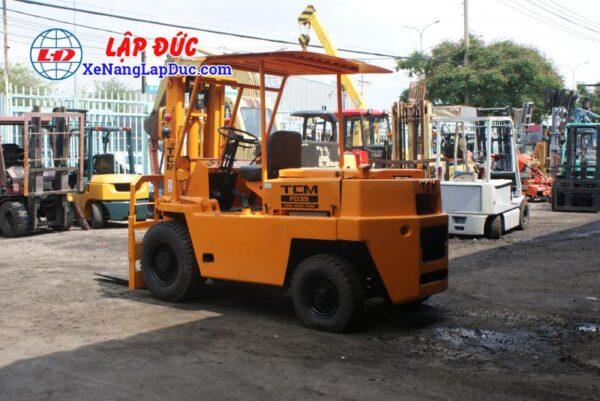 Xe Nâng Dầu 3500kg TCM FD35 1